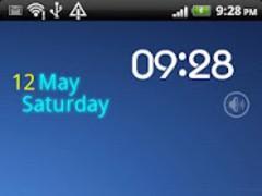Metal Arc lock screen 1.1 Screenshot
