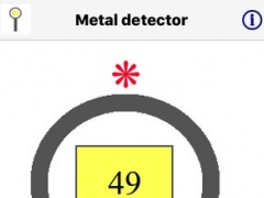Metal detector-domestic 1.0 Screenshot