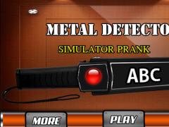 Metal Detector Simulator Prank 1.0 Screenshot
