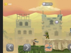 Review Screenshot - 2D Shooter – Have Fun Shooting Down Enemy Soldiers