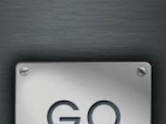 Metal Theme GO Launcher EX 1.0 Screenshot