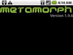MetaMorph Pro 2.0.2 Screenshot