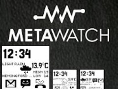 MetaWatch Community Edition 1.23.3.0 Screenshot