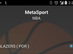 MetaWatch Manager for Android 2.1.9 Screenshot