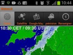 Meteox.fr 1.0.6 Screenshot