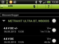 METRALOG Lite 2.3 Screenshot