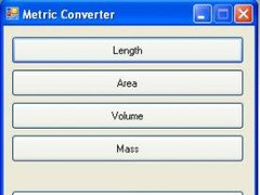 Metric Converter 0.0.0.2 Screenshot