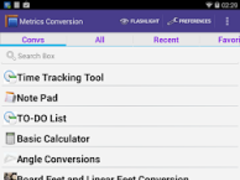 Metric Unit Converter 3.3.6 Screenshot