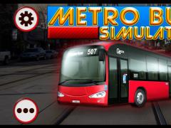 Metro Bus Simulator:City Drive 1.0 Screenshot
