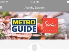 METRO GUIDE to Sirha Budapest 1.1 Screenshot