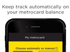 MetroCard Balance Tracker Mta 1.2 Screenshot