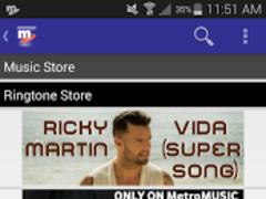 MetroMUSIC 1.2.15 Screenshot