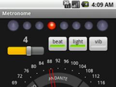 Metronome Free Demo 1.0.0 Screenshot