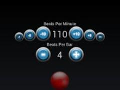 Metronome Pro Free 1.0.8 Screenshot