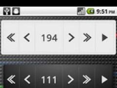 Metronome Widget 1.0.3 Screenshot