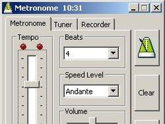 Metronome 1.0 Screenshot