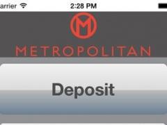 Metropolitan Xpress Deposit 1.1 Screenshot