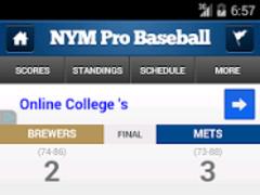 Mets Mojo by StatSheet 1.0.3 Screenshot