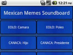 Mexican Meme Soundboard 1.0.1 Screenshot