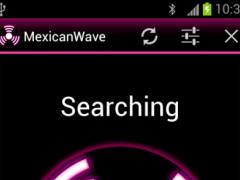 MexicanWave 1.1 Screenshot