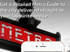 Mexico City Metro Guide and Route Planner 1.5 Screenshot