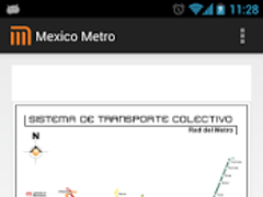 Mexico D.F Metro MAP 1.7 Screenshot