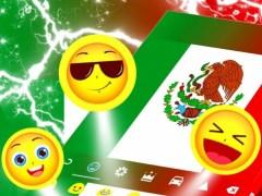 Mexico Keyboard Theme 1.279.13.87 Screenshot