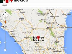 Mexico Monterrey Map 0.0.7 Screenshot