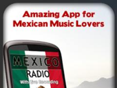 Mexico Radio - With Recording 1.0 Screenshot