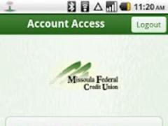 MFCU2GO 1.0.1 Screenshot