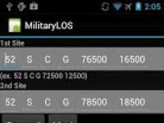 MGRS Converter Free! 0.1.1 Screenshot