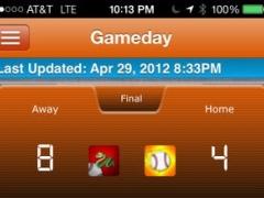 Miami Baseball Live 3.7.1 Screenshot