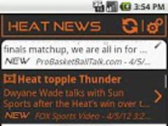 Miami Heat News 1.2.6 Screenshot
