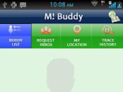 miBuddy 0.2 Screenshot