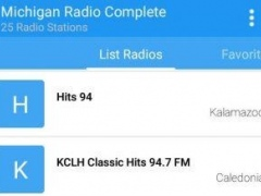 Michigan Radio Complete 2.0 Screenshot