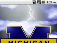 Michigan Wolverines LWP 1.4 Screenshot