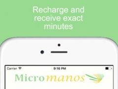 Micromanos - International Long Distance Service 1.1 Screenshot