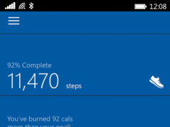 Microsoft Band 1.3.31002.2 Screenshot