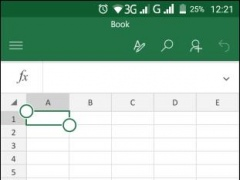 Review Screenshot - Excel for Android – MS Excel on the Move
