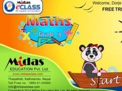 MiDas eCLASS Maths 3 Demo 2.0.7 Screenshot