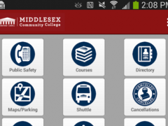 Middlesex Community College-MA 2.1.16 Screenshot