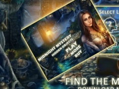 Midnight Mystery - Hidden Objects 1.0 Screenshot