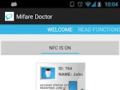 Mifare Doctor [NFC] (Free) 2.7 Screenshot
