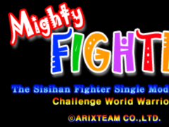 Mighty Fighter 0.1.2 Screenshot