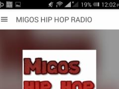 MIGOS HIP HOP RADIO 4.1.2 Screenshot