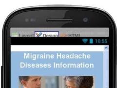 Migraine Headache Information 1.0 Screenshot