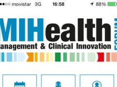 MIHealth Forum – Health Management & Clinical Innovation 2.0.0 Screenshot