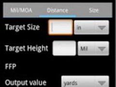 Mildot Calculator 1 2 Free Download