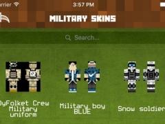 Military Skins for Minecraft Pocket Edition 1.0 Screenshot
