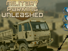 Military Vehicle 3D Parking 1.0 Screenshot
